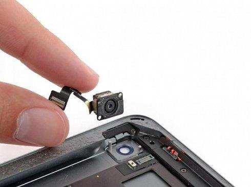 замена камеры на ipad air 2
